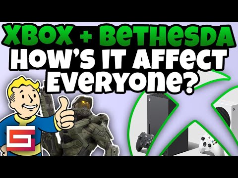 Xbox Buys Bethesda - How Does It Affect You?