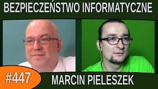 Bezpieczeństwo  Informatyczne - Marcin Pieleszek  #447