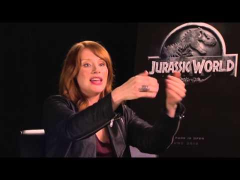 Bryce Dallas Howard Interview, Jurassic World