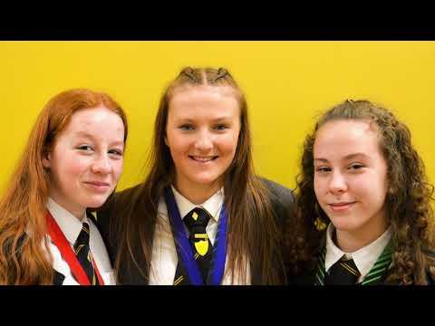 Maesteg School 2017/18 Highlights - Strive Awards 2018