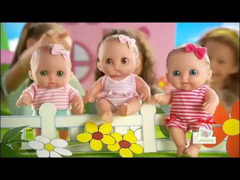 Lėlės vaikams Berenguer Lil' Cutesies