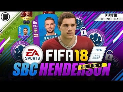SHOULD YOU UNLOCK SBC 84 HENDERSON!?!? - FIFA 18 Ultimate Team