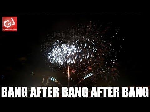 BANG! WHEEE! Jenny's Bonfire Night Firework Display!