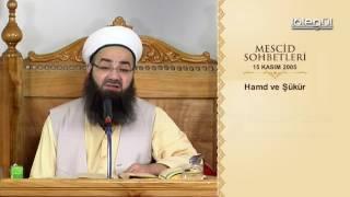 Mescid Sohbetleri - Hamd Ve Şükür Lâlegül TV