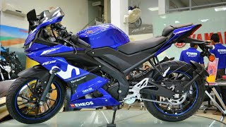 Yamaha R15 V3.0 Movistar MOTO GP limited edition- Best looking in its class!!