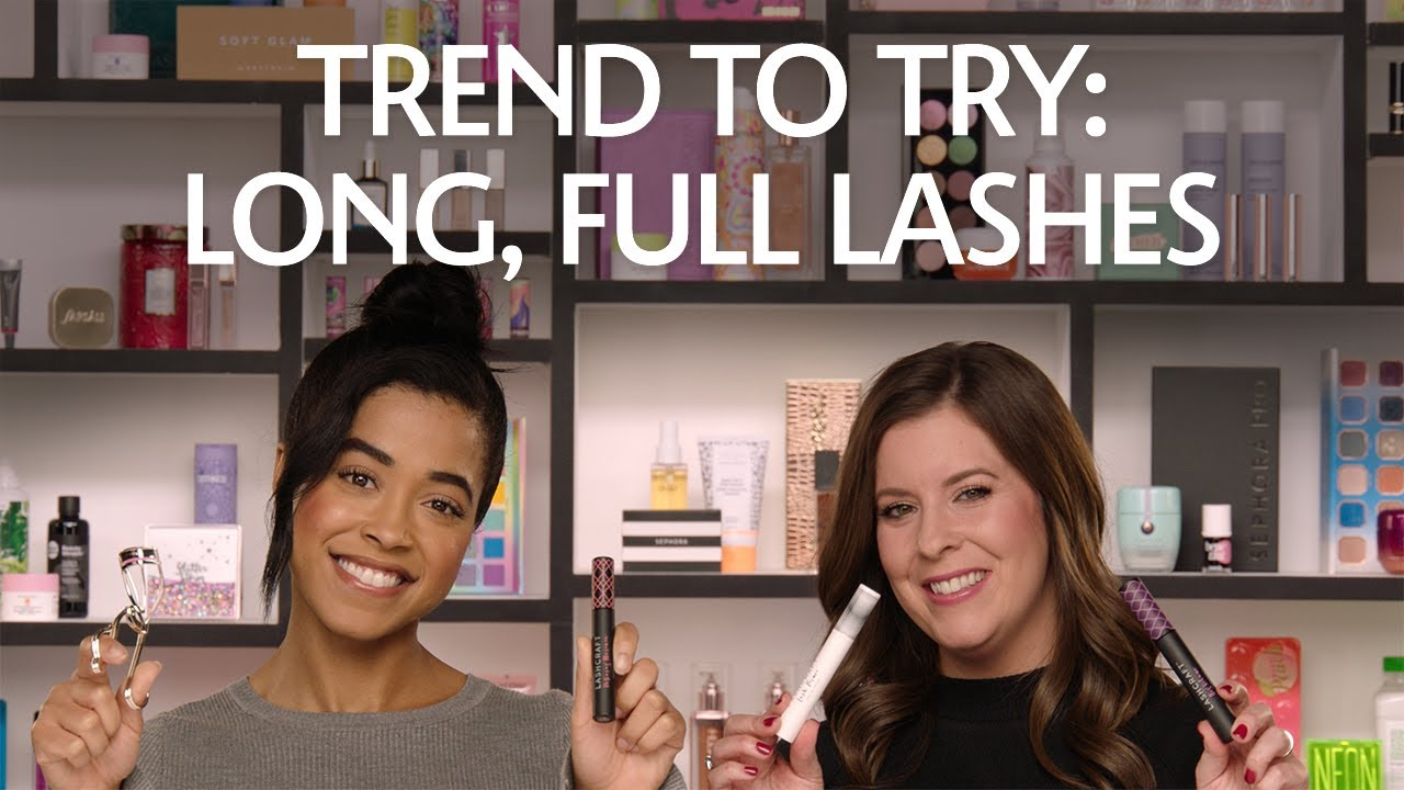 Trend to Try: Long, Full, Natural Lashes | Sephora