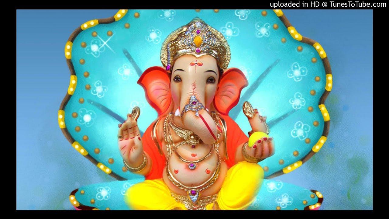 ganpati aayo bapa ridhi sidhi layo mp3 song