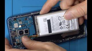 불량 배터리!! 갤럭시 S9 플러스 ᄇ…