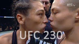 Jędrzejczyk vs Namajunas 3 na UFC 230 w Nowym Jorku?