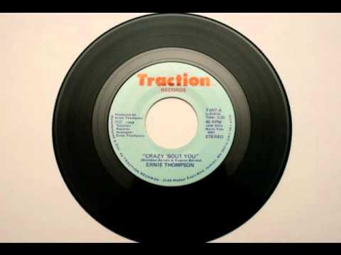 Crazy Bout You - Ernie Thompson