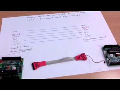 How to Burn Arduino Bootloader and Sketch using ICSP