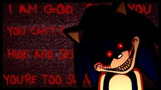 NoT... aGaIn... HeLp.. Me!!! Sonic Plays Sonic.EXE The Arrival