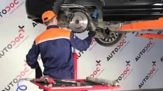 Ako vymeniť Drżiak ulożenia stabilizátora na CITROËN C4 Grand Picasso I (UA_) - video sprievodca