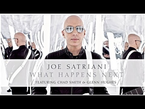 "Joe satriani talks ""forever and ever"" from what happens next - ""a straight up love song"""