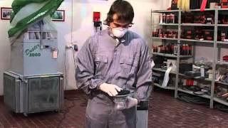 Видеоурок по ремонту поврежденных деталей кузова автомобиля.