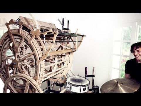 It's Been A Journey But We're Now On Our Way - Marble Machine X #43