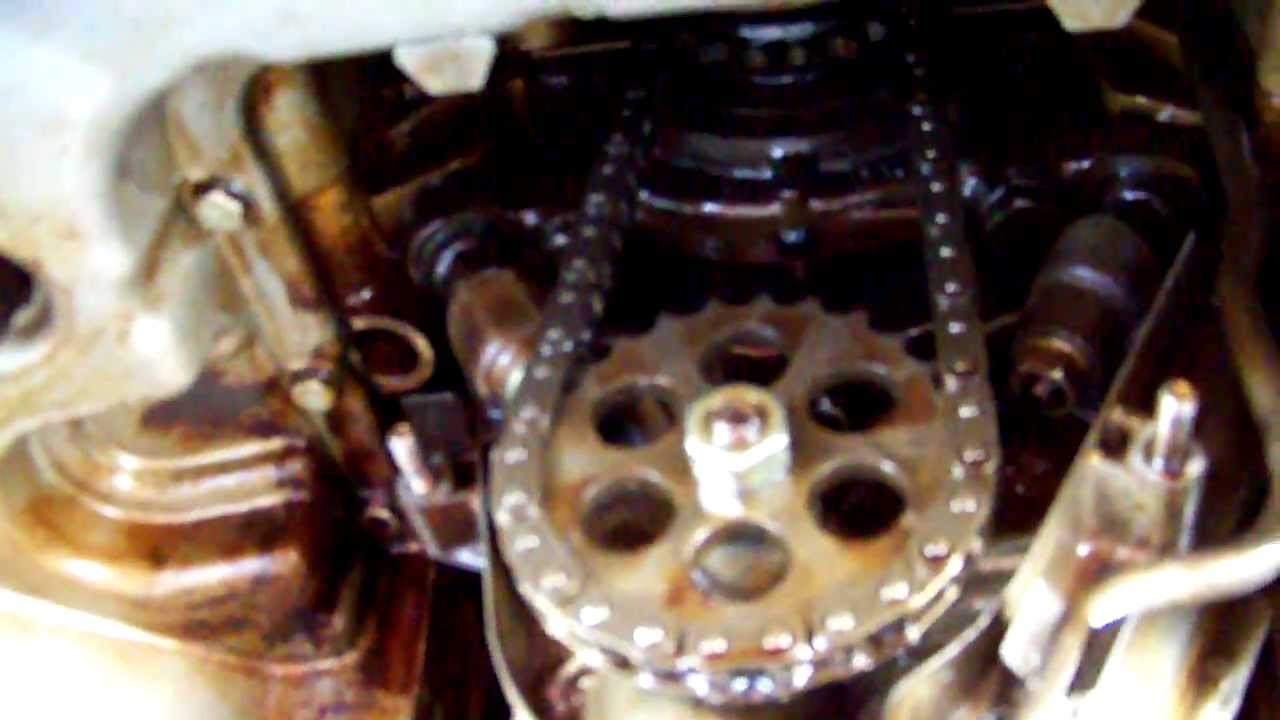 Bmw M62 Oil Pump Chain After Adjustment