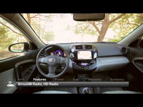 2013 Toyota RAV4 EV Overview
