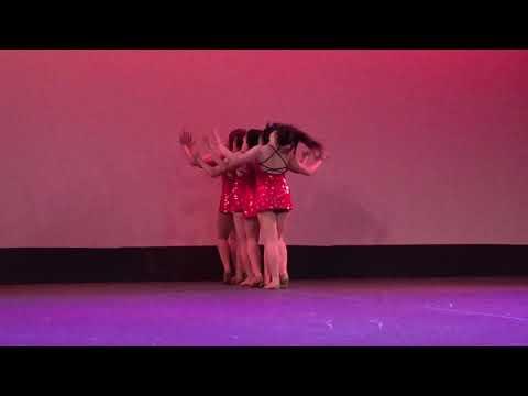 Presentation High School Spring Dance Concert - Burning Up
