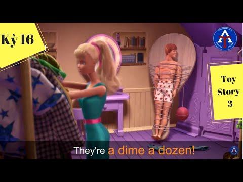 [HỌC IDIOM QUA PHIM] - A Dime A Dozen (Toy Story 3)