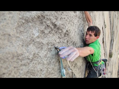 Alex Honnold's Free Solo Climb at Half Dome | Outlook