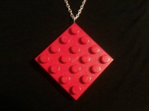 Refash: Brick Block Jewelry