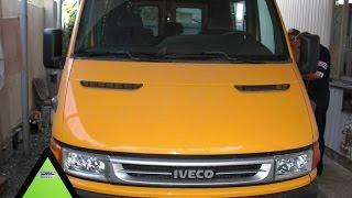 Продажа АВТО Ивеко Iveco 35c12 2005 Тест драйв