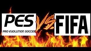 FIFA VS PES●WE HAVE A WINNER!!