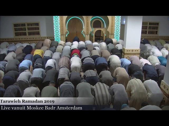 Taraweeh Ramadan 2019 Deel 19