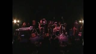 1/10日 大阪ビルボード のライブより、SHOGUN with 桑名晴子.