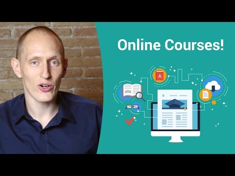 The Best Landing Pages to Sell & Deliver an Online Course