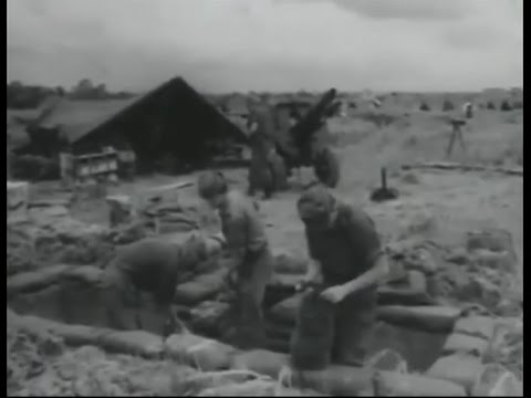 161 Battery Royal New Zealand Artillery in Vietnam War - 1965