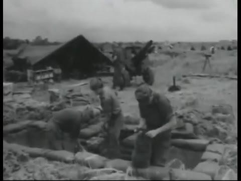 161 Battery Royal New Zealand Artillery in Vietnam War - 1965