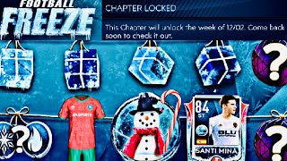 WHEN FOOTBALL FREEZE EVENT WILL UNLOCK ? Football freeze rewards and event update fifa Mobile 19
