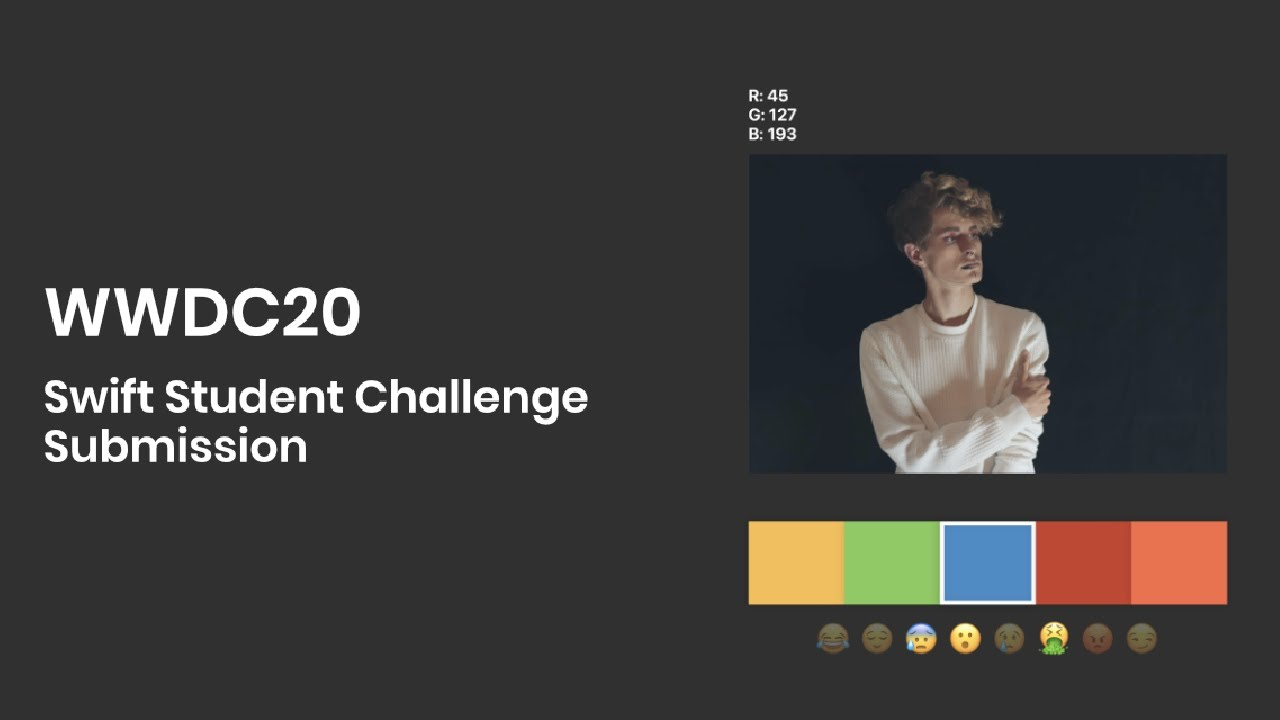 Accepted Color Emotions Palette | WWDC 2020 Swift ...