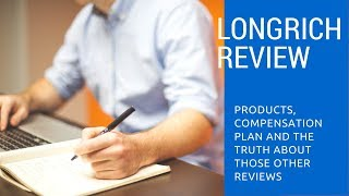 """Longrich Scam"" Review The Nightmarish Truth About Longrich Reviews & Long Rich Results"