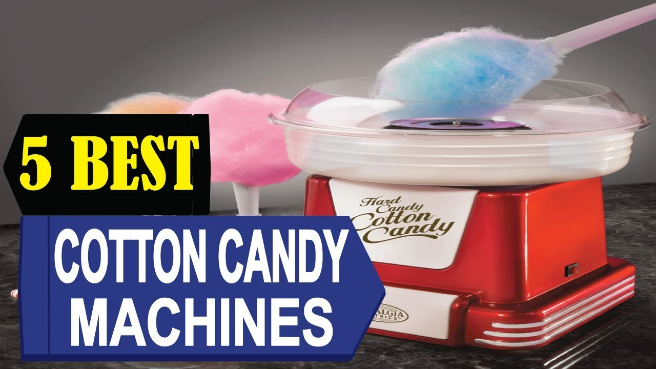 Best Cotton Candy Machine To Buy