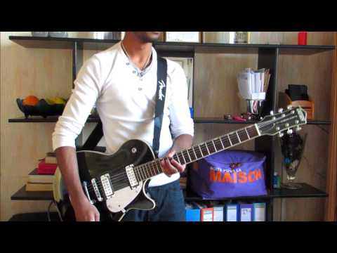 Hillsong UNITED Tapestry lead guitar