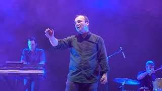 Future Islands - New Song (Forest Hills Stadium 9/30/18)