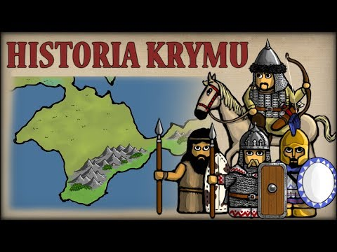 Historia Krymu - Od Starożytności do Chanatu Krymskiego - Historia na Szybko