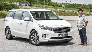 FIRST DRIVE: Kia Grand Carnival Malaysian review – RM150k-RM180k