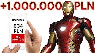 STATUA IRON MANA ZA PONAD 1.000.000ZŁ