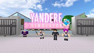 roblox Gameplay: yandere Simulator #1