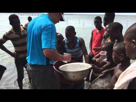 HydroVolt in Benin village