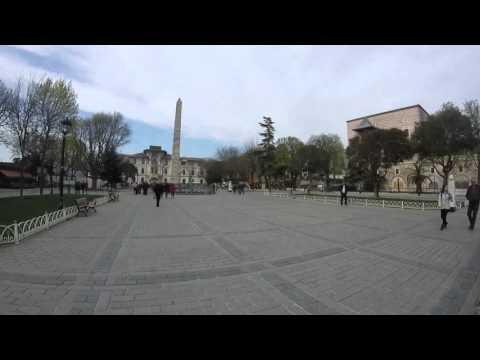 Constantine Hippodrome Istanbul Turkey