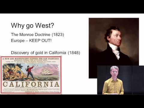 Aggressive US 1800s Expansion - US Geopolitics through Time,