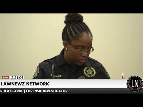 Adam Matos Trial Day 2 Part 2 Forensic Investigators Testify 11/06/17