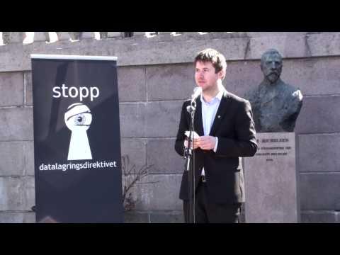 StoppDLD, Oslo: Geir Pollestad [1/5]