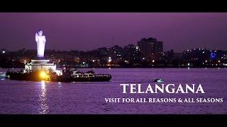 Discovery Of Telangana, Telangana Tourism Film - May 2017