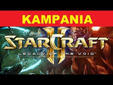 Starcraft II Legacy of the Void PL: Opowieść